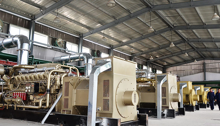Diesel Generators in Nigeria